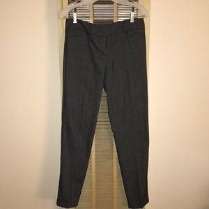 Pants - Dark grey trousers